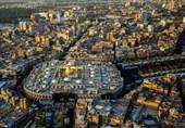 پیوند عمیق ملتهای ایران و عراق؛ قدردانی از نیروهای امنیتی با شعار حسینی+ عکس