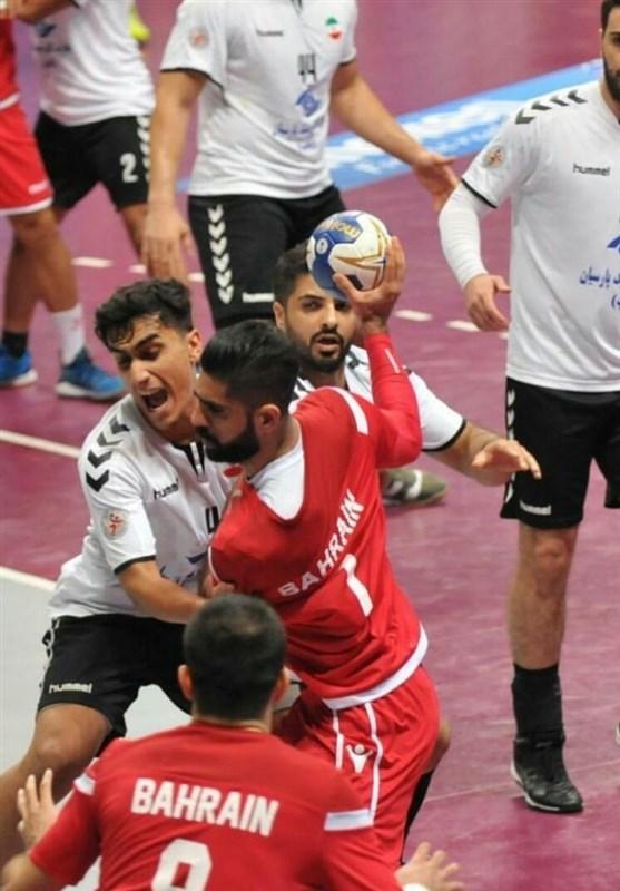 Iran Loses to Bahrain at 2019 AHF Men's Asian Qualification