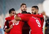 جدول لیگ برتر فوتبال در پایان روز نخست از هفته هفتم؛ صعود پرسپولیس و سبقت فولاد