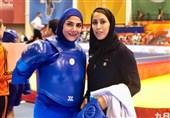 ووشو قهرمانی جهان| مریم هاشمی و شهربانو منصوریان فینالیست شدند