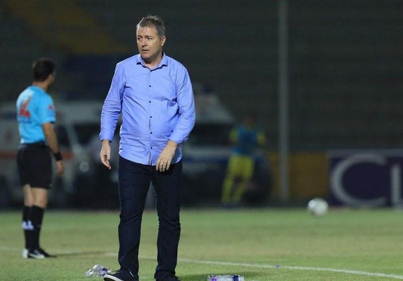مازندران| اسکوچیچ: زمین ورزشگاه نساجی مناسب فوتبال نیست/ ممنونم که اجازه دادید بازی کنیم!