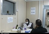 8940 نفر از خدمات پزشکی و دندانپزشکی در مرز چذابه بهرهمند شدند