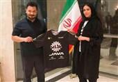 بانوی دوچرخهسواری ایران لژیونر شد