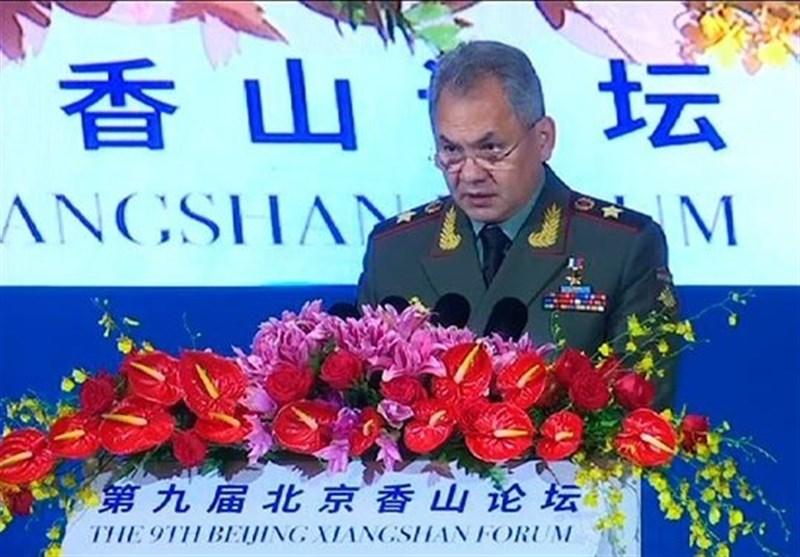 شایگو: دلیل اصلی خروج آمریکا از پیمان موشکی، بازدارندگی روسیه و چین بود