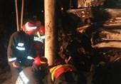 ایمبولینس خوفناک حادثے کا شکار / ڈرائیور، مریضہ، لواحقین، سب جل کر خاکستر