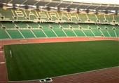 ورزشگاه بصره آماده میزبانی از دیدار ایران و عراق