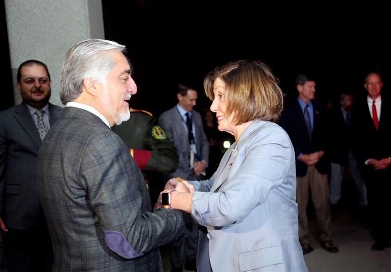 رئیس مجلس نمایندگان آمریکا خطاب به عبدالله: میخواهیم صلح در افغانستان به کمک شما تحقق یابد