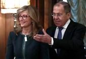 لاوروف: روسیه از گفتوگوی مستقیم ترکیه و سوریه حمایت میکند