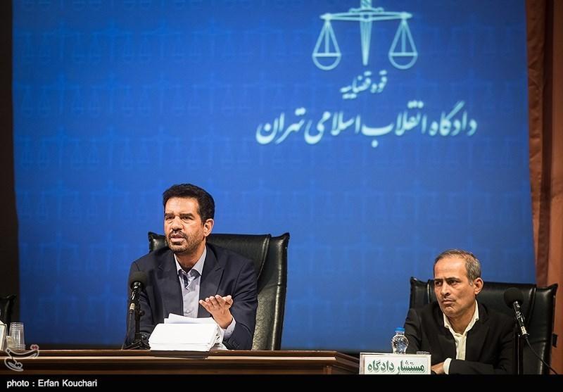 قاضی مسعودیمقام: تلاش محمدرضا نعمتزاده برای تغییر روند رسیدگی به پرونده شبنم نعمتزاده