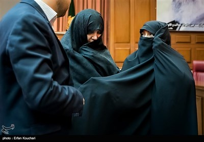 چهارمین جلسه رسیدگی به اتهامات شبنم نعمتزاده