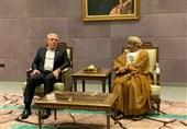 مونسان با وزیر گردشگری عمان دیدار کرد