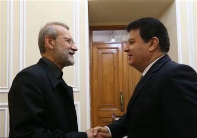 لاریجانی: جمهوری اسلامی ایران از امنیت و ثبات سوریه حمایت خواهد کرد