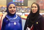 ووشو قهرمانی جهان| پنجمین طلای جهان بر گردن مریم هاشمی و شهربانو منصوریان/ الهه منصوریان فینالیست شد