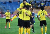 تیم منتخب هفته هفتم لیگ برتر فوتبال به رنگ آبی، قرمز، زرد