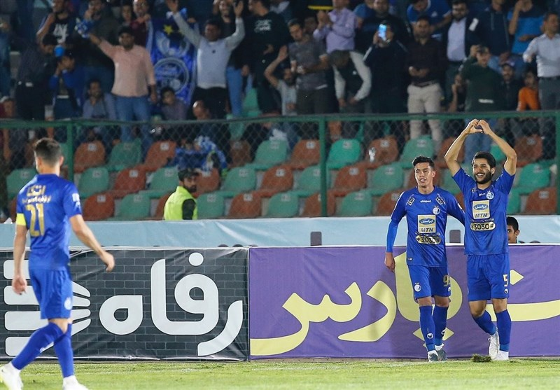 IPL: Esteghlal, Tractor Have Goal Festivals, Sepahan Stays Atop