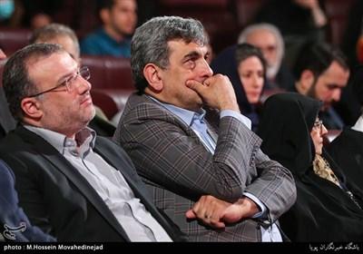 پیروز حناچی شهردار تهران در مراسم آیین ملی چله عشق