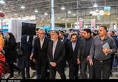 افتتاح هفدهمین نمایشگاه بین المللی کتاب تبریز با حضور وزیر ارشاد به روایت تصویر