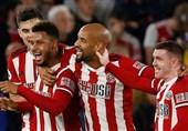 لیگ برتر انگلیس| شفیلدیونایتد دومین شکست فصل آرسنال را رقم زد