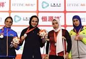 دوپینگ مریم هاشمی تأیید شد/ جایگاه قهرمانی ووشوی ایران تغییر نکرد