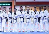 Iran Becomes Runner-Up at Serbian Taekwondo Tournament