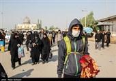 ایلام| مرز مهران برای تردد زائران بازگشایی شد