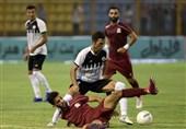 جام حذفی فوتبال| دیدار نفت مسجدسلیمان و شاهین بوشهر به وقتهای اضافه رفت