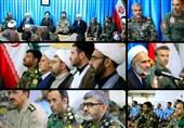امام جمعه بیرجند: ارتش جمهوری اسلامی ایران خار چشم دشمنان است