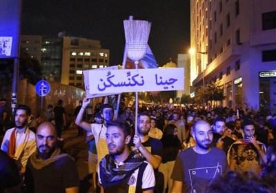 ادامه اعتراضات لبنانیها پس از تصویب طرح اصلاحات حریری/ بیانیه حزبالله درباره تظاهرات موتورسواران در بیروت