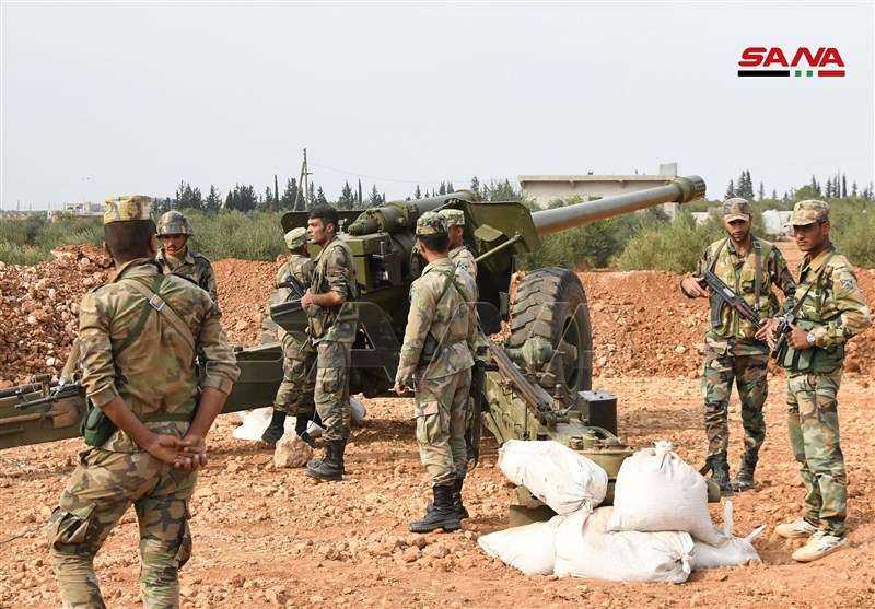 Syria Army Enters Key Area in Hasaka