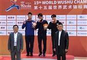 مجیری: همچنان در شوک کسب مدال طلا هستم/ خوشحالم ریسک فدراسیون ووشو جواب داد