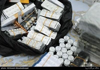 دستگیری دلالان قاچاق دارو