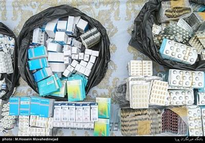 محموله ۱۲۰میلیارد ریالی داروی قاچاق در استان بوشهر کشف شد
