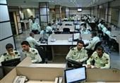 انجام 17 هزار مأموریت مشترک پلیس تهران با 6 سازمان خدماترسان در نیمه نخست سال