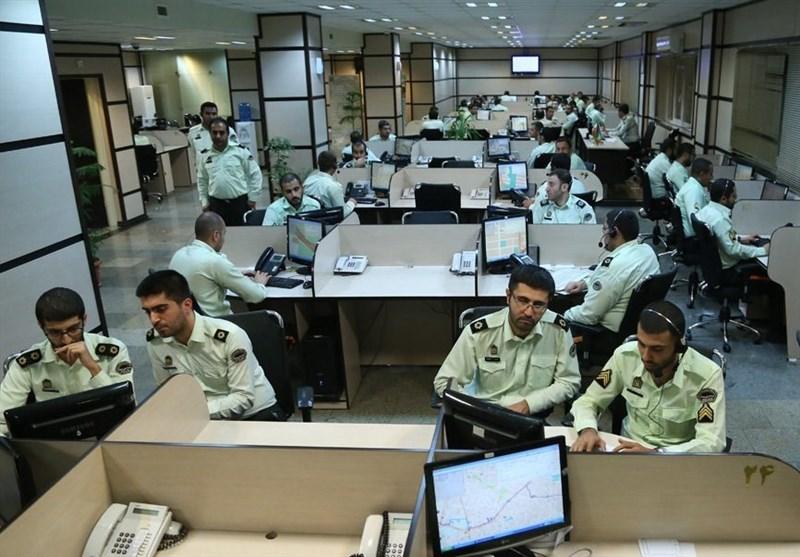 ۲۰۰۰ بار مزاحمت تلفنی برای پلیس ۱۱۰ توسط یک فرد!,