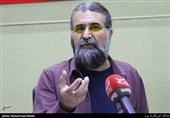 حسین پرنیا آهنگساز در نشست بررسی هنر و خلاقیت در آموزش و پرورش