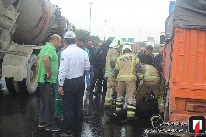 سازمان آتشنشانی تهران , آتشنشانی ,