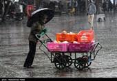 هواشناسی  پیش بینی باران 5 روزه در اکثر مناطق کشور