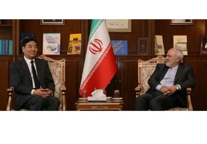 China Eager to Work with Iran on Middle East Peace