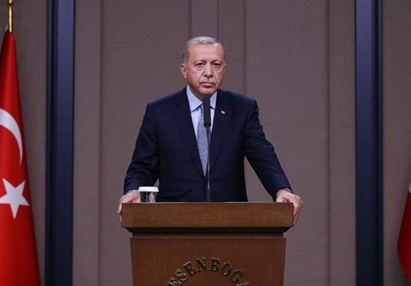 اردوغان : حامی تمامیت ارضی سوریه هستیم/ برخی کشورها از بحران سوریه سوء استفاده کردند