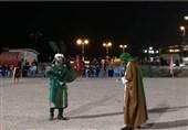 نهمین همایش سوگواره استانی کانون تعزیه چهل روز آزادگی در بوشهر اجراء شد