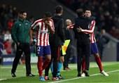 لیگ قهرمانان اروپا| اتلتیکومادرید به سختی پیروز شد/ شاختار در خانه به تساوی رضایت داد