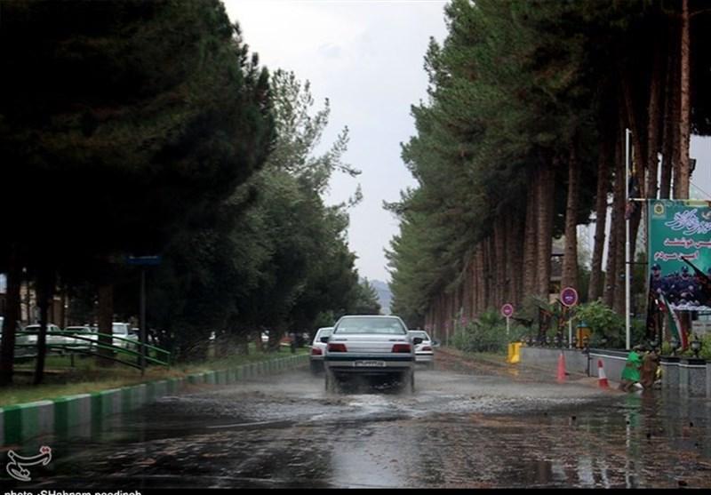 آخرین وضعیت راههای کشور| بارش باران در جادههای 7 استان/تردد روان در محورهای شمالی