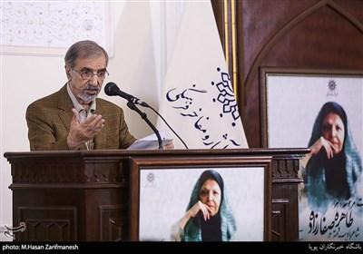 سخنرانی علی موسوی گرمارودی درمراسم بزرگداشت طاهره صفارزاده