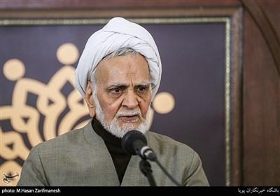سخنرانی محمدجواد حجتی کرمانی درمراسم بزرگداشت طاهره صفارزاده