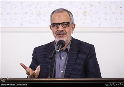 سخنرانی احمد مسجد جامعی درمراسم بزرگداشت طاهره صفارزاده