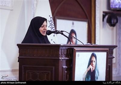 سخنرانی فاطمه راکعی درمراسم بزرگداشت طاهره صفارزاده