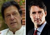 عام انتخابات میں کامیابی؛ عمران خان کی جسٹن ٹروڈو کو مبارکباد