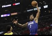 لیگ NBA| یازدهمین شکست متوالی لیکرز مقابل رپتورز/ کلیپرز بر پلیکانز غلبه کرد