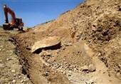 عملیات آبخیزداری در حوزه سیلخیز کوهدشت پایان یافت
