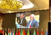 ظریف: آمریکا حتی به هم مشربهای خود خیانت میکند/ دعوت مجدد از کشورها برای اجرای ابتکار صلح هرمز
